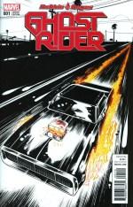 Ghost Rider Vol 7 #1 Incentive Danillo Beyruth Variant
