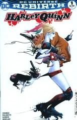 Harley Quinn Meets Batman & Joker Dynamic Forces Trifecta Pack Jonathan Lau