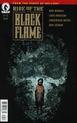 Rise Of The Black Flame #4 Laurence Campbell
