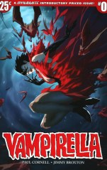 Vampirella Vol 7 #0 Regular Philip Tan