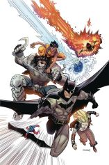 Justice League Of America Rebirth #1 Variant Ryan Ottley