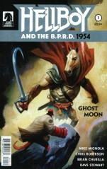 Hellboy And The BPRD 1954 Ghost Moon Brian Churilla