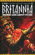 Britannia We Who Are About To Die #1 Incentive Adam Gorham Variant