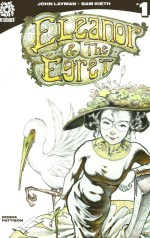 Eleanor & The Egret #1 Regular Sam Kieth