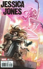 Jessica Jones #8 Variant Marco Checchetto