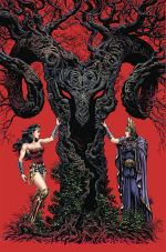 Wonder Woman Vol 5 #23 Regular Liam Sharp