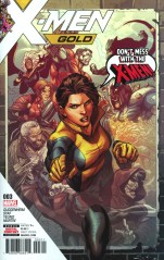 X-Men Gold #3 Regular Ardian Syaf