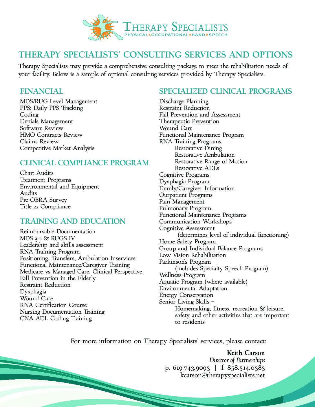 TS Consulting Services And Options Flyer 2014.02.26 1