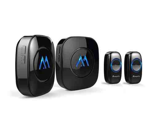 Magicfly Portable Wireless Doorbell Chime