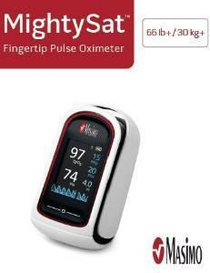 MightySat Fingertip Pulse Oximeter