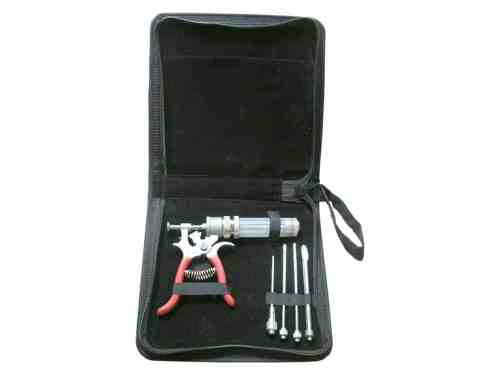 The SpitJack Magnum Meat Injector Gun - Complete Kit with Case