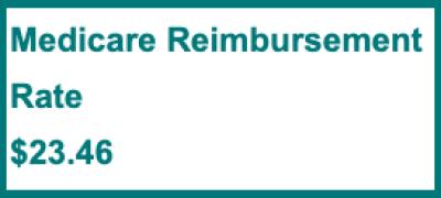 99211 Reimbursement Rate