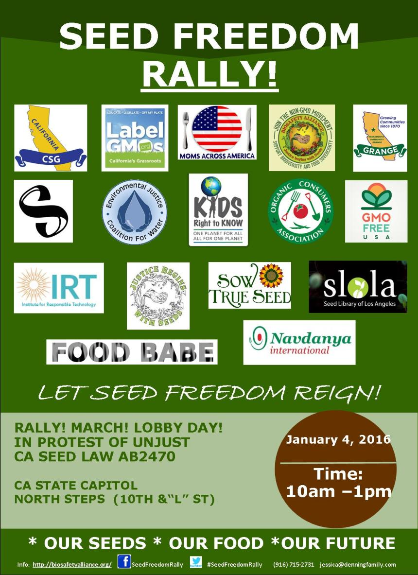 DRAFT 2 POSTER SEED FREEDOM 1-4-15 Rally 12-26-15