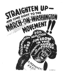 March on Washington 1941