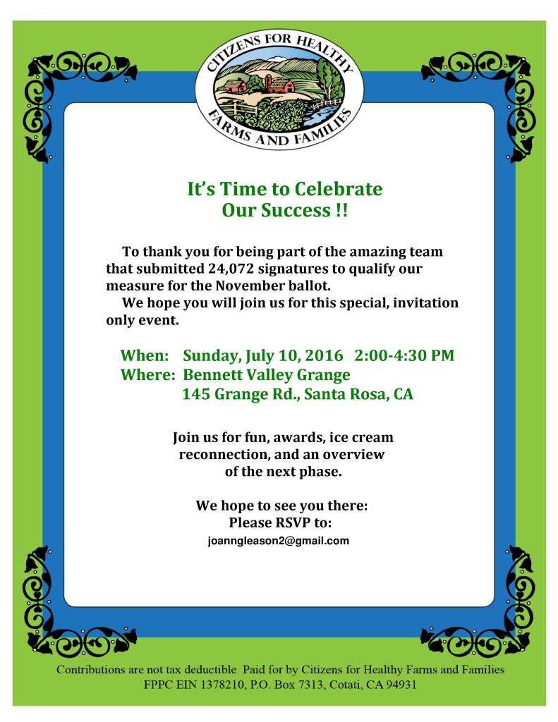 Ice Cream Social Volunteer Appreciation Invitation 07022016