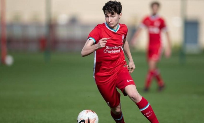 Hot prospect Mateusz Musialowski almost joined Arsenal before Liverpool