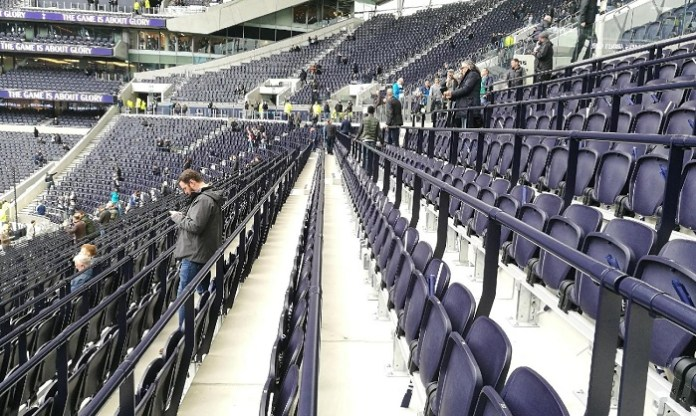 Man City to install rail seats for possibility of safe standing
