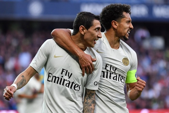 PSG stars Angel Di Maria and Marquinhos' homes broken into during Ligue 1 game