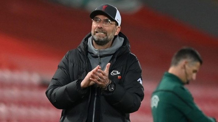 Klopp's reaction after Liverpool's Champions League exit: 'We didn't lose the game tonight'