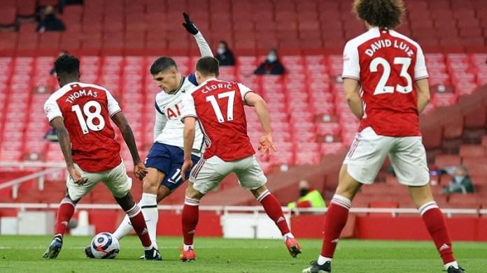 Erik Lamela wins Premier League Goal of the Season 2020-21