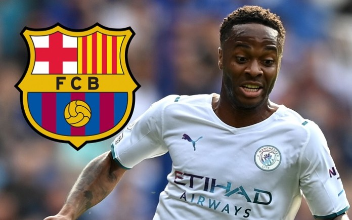Sterling agrees on Barca move after losing Man City leadership role