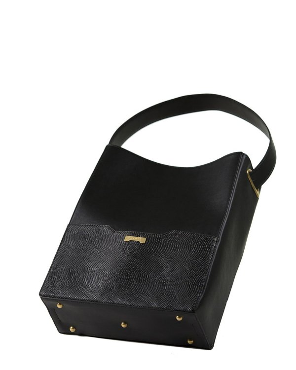 High quality designer bag made out of vegan leather
