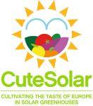 """Europäische Obst- und Gemüseproduzenten solarbetriebener Gewächshäuser geben Start von CuTE SOLAR bekannt / Logo CuTE SOLAR / Weiterer Text über ots und www.presseportal.de/nr/148445 / Die Verwendung dieses Bildes ist für redaktionelle Zwecke honorarfrei. Veröffentlichung bitte unter Quellenangabe: """"obs/CuTE SOLAR"""""""