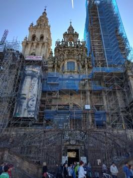 Santiago de Compostale Cathedral