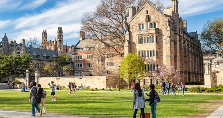 DOJ: Yale guilty of admissions discrimination against Asians and whites