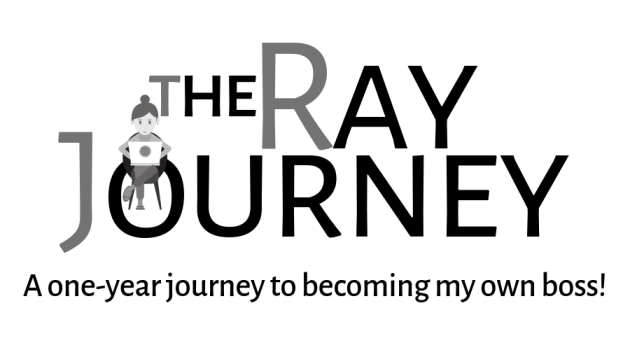 the ray journey logo