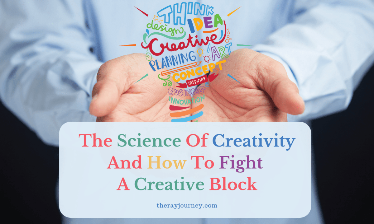 the science of creativity and how to fight a creative block.