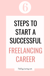6 Steps To Start A Successful Freelancing Career (How To Work Less And Earn More As A Freelancer). increase your income as a freelancer