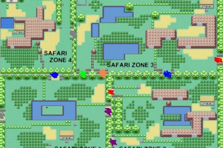 Pokemon Leaf Green Safari Park Map   Zoshwiki.co on greenleaf town map, game map, fire map, pinball map, leafgreen map, stadium map, pokemon map, link map, code map, team map, advance map, ruby map, sapphire map,
