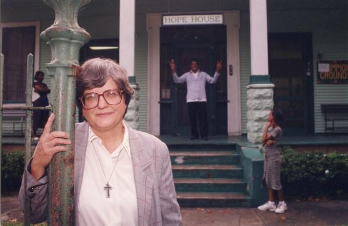 Sister Helen Prejean 1