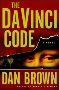 The DaVinci Code by Dan Brown