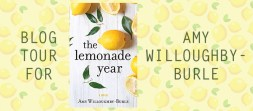 The Lemonade Year Blog Tour Image