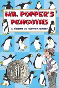 Mr Poppers Penguins by Richard and Florence Atwater