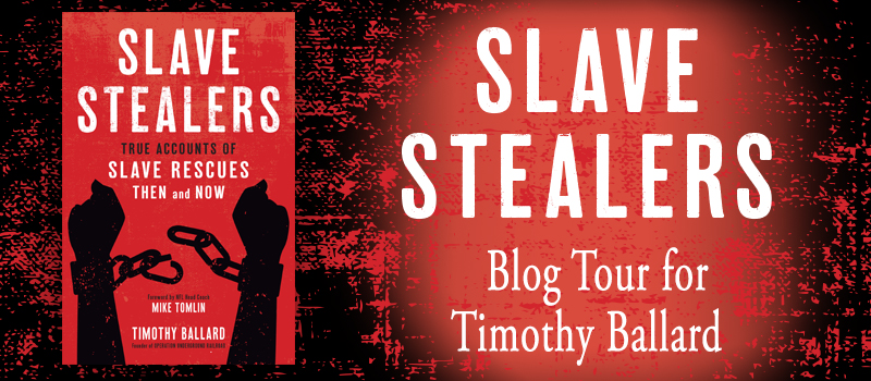 Slave Stealers Blog Tour