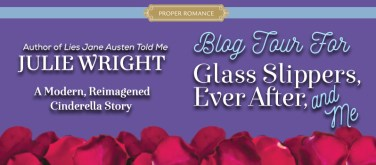 Glass Slippers Blog Tour Image