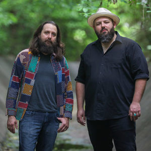 Jeff Jensen and Brandon Santini, leaders of Tennessee Redemption. Courtesy Endless Blues Records