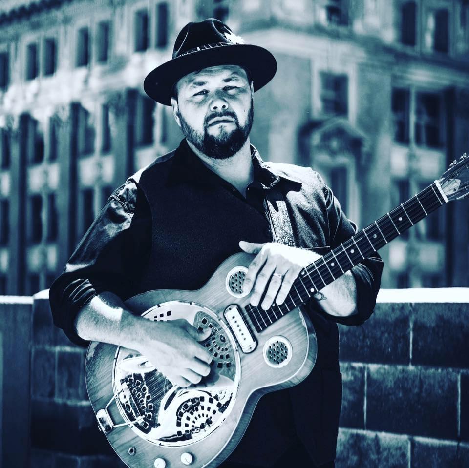 Héctor Anchondo by Blake Harris