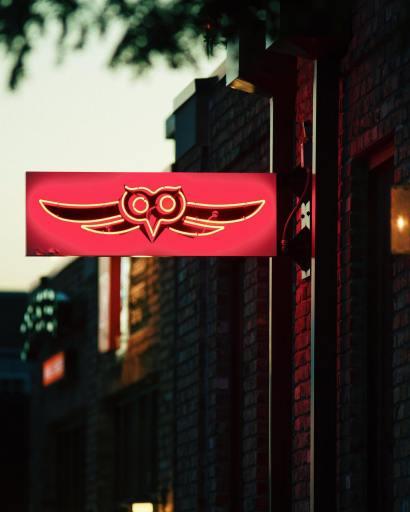 Nite Owl craft cocktail bar