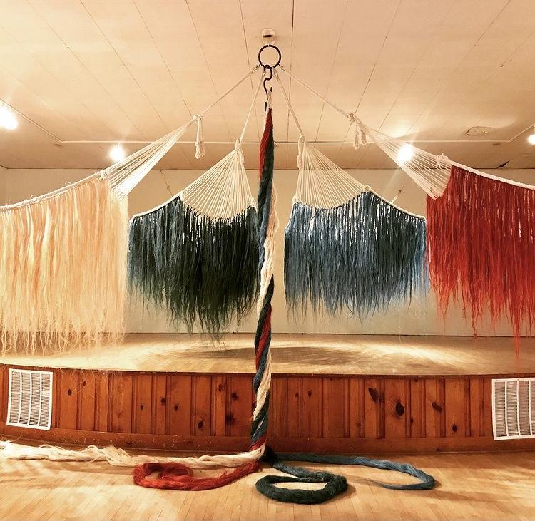 Marcela Díaz: Contemporary Textiles