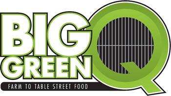 Big Green Q Food Truck