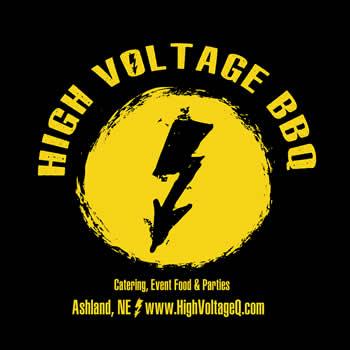 High Voltage BBQ Food Truck