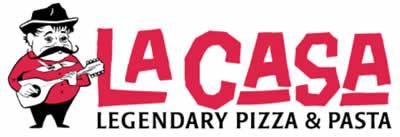 La Casa Pizza Food Truck