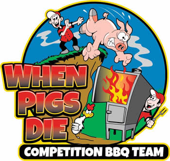 When Pigs Die BBQ Food Truck