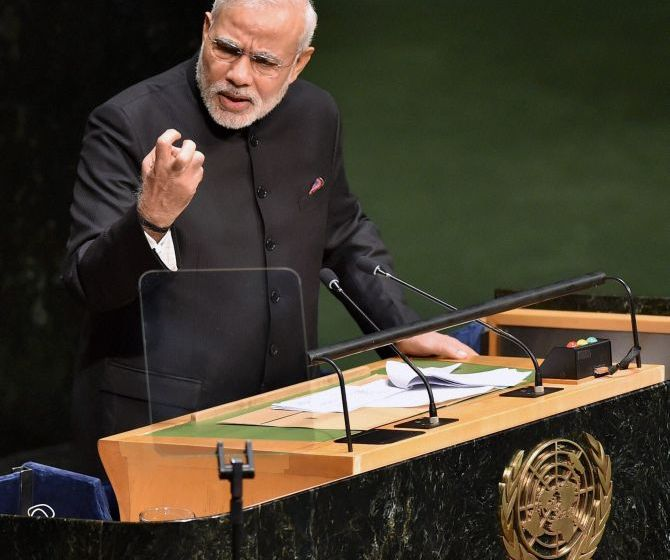 PM Modi's UN speech on the Afghan Taliban: Pointed messaging towards Pakistan as well