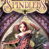 The Spindlers by Lauren Oliver book cover