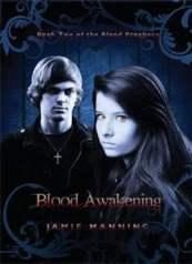 Blood Awakening by Jamie Manning